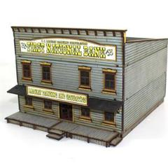 First National Bank (Pre-Painted)