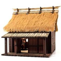 Peasant Labourer's Cottage (Pre-Painted)