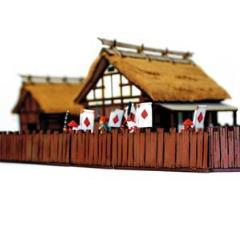 Village Wooden Fencing (Pre-Painted)