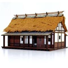 Peasant Farmer's Cottage (Pre-Painted)