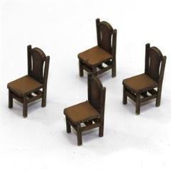 Sheaf Back Chair - Light Wood