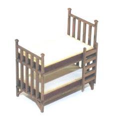 Bunk Bed - Light Wood