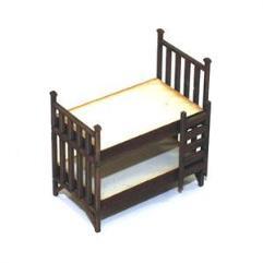 Bunk Bed - Medium Wood
