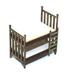 Bunk Bed - Brass