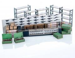 Shopping Mall - Gun Store Collection (Pre-Painted)