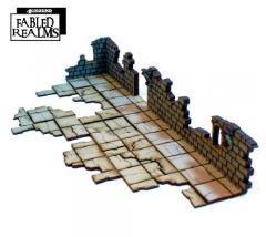 Daldorr Corner Ruins #2 (Pre-Painted)