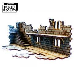 Daldorr Corner Ruins #3 (Pre-Painted)
