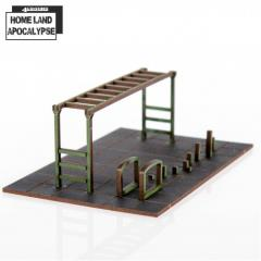 Play Park - Climbing Frame (Pre-Painted)