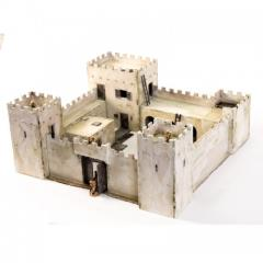 Colonial Fort (Pre-Painted)