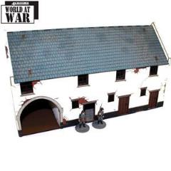 Cow Shed - Lofted (Pre-Painted)