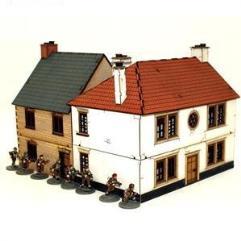 Corner House (Pre-Painted)