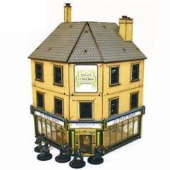 Shop #1 - Corner Bakery (Pre-Painted)