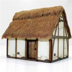 Late Saxon/High Medieval Hovel (Pre-Painted)