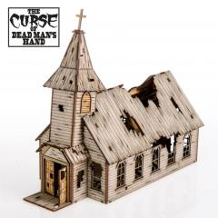 Cursed Church, The (Pre-Painted)