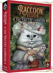 Raccoon Tycoon - Fat Cat Expansion (Kickstarter Edition)