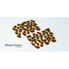 Tufts - Mixed Green