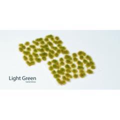 Tufts - Light Green