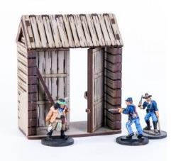 Stockade Wall Gate