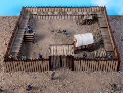 Wild West Stockade Fort