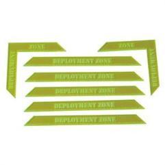 Marker Set - Deployment Zone, Green