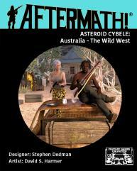 Asteroid Cybele - Australia's Wild West