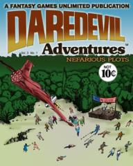 Adventures Vol. 3 #1 - Nefarious Plots