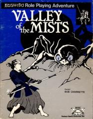 Valley of the Mists (1st Printing)