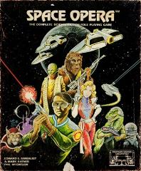 Space Opera (3rd Printing)