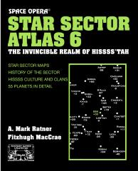 Star Sector Atlas #6 - The Invincible Realm of Hissss'tah