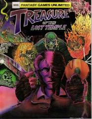 Treasure of the Lost Temple