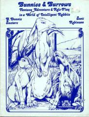 Bunnies & Burrows (2nd Printing)