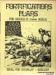 Fortifications Plans - For Sieges in 25mm Scale