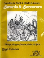 Swords & Sorcerers (1st Edition, Thick, Yellow Cover)