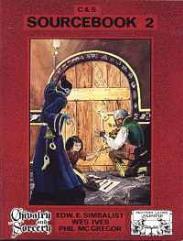 Sourcebook #2 (2nd Edition)