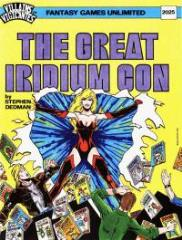 Great Iridum Con, The