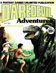 Adventures Vol. 2 #4 - Lost World Tales