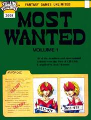 Most Wanted #1