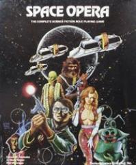 Space Opera (2nd Printing)