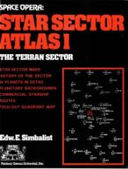 Star Sector Atlas #1 - The Terran Sector