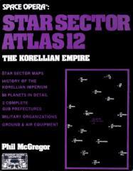 Star Sector Atlas #12 - The Korellian Empire