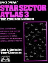 Star Sector Atlas #3 - The Azuriach Imperium