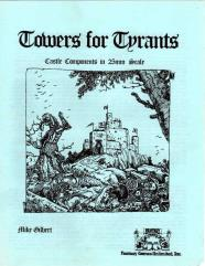Towers for Tyrants - Castle Components in 25mm Scale