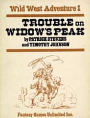 Wild West - Trouble on Widow's Peak