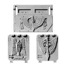 Dark Angels Rhino Doors & Front Plate