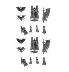 Dark Angels Icon Pack
