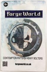 Contemptor Pattern Heavy Bolters