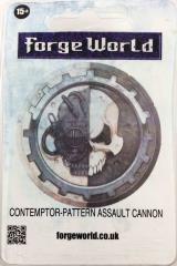 Contemptor Pattern Assault Cannon