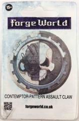 Contemptor Pattern Assault Claw