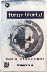 Contemptor Dreadnought Chainfist