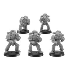 Legion Mk II Heavy Weapon Squad
